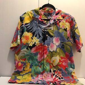 Tropical plant Polo by Ralph Lauren